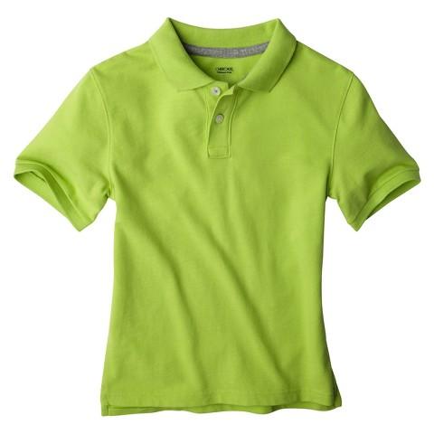 Boys' Short-Sleeve Ultimate Pique Polo - Cherokee®