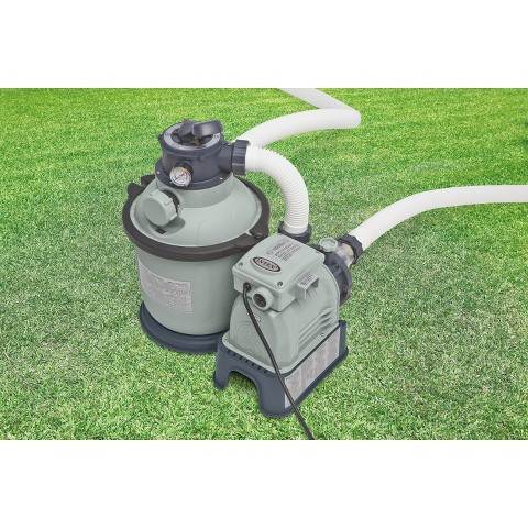 Intex 1200 GPH Sand Filter Pump for Above Ground Pools