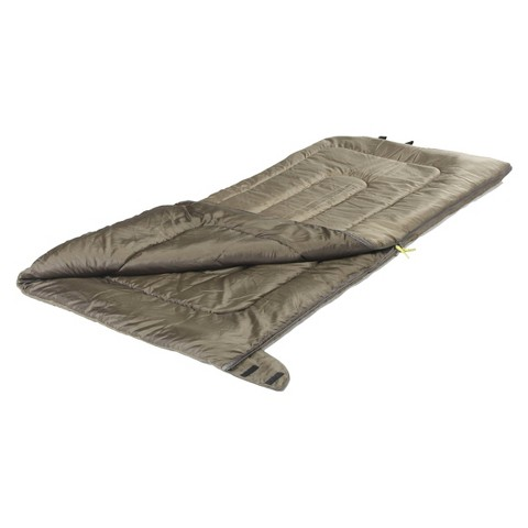 "Embark 40 Degree Green Sleeping Bag (75""x33"")"