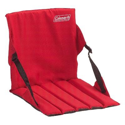Coleman® Stadium Seat - Red