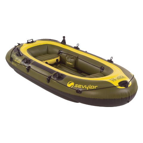 Sevylor® Fish Hunter™ 4 Person Boat - Green