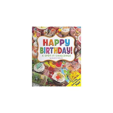 Happy Birthday! (Hardcover)