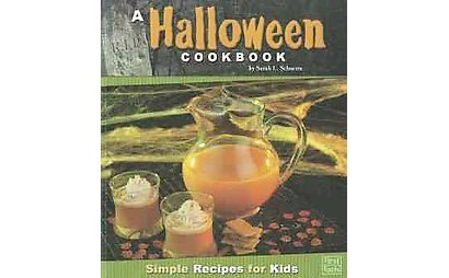 Image of A Halloween Cookbook (Hardcover)