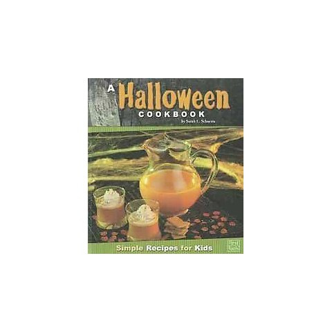 A Halloween Cookbook (Hardcover)
