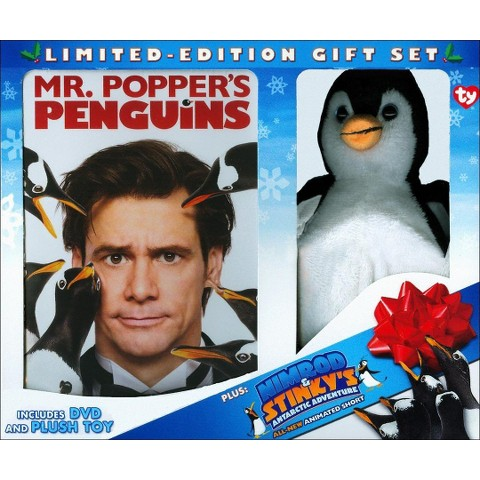 Mr. Popper's Penguins (With Plush) (Widescreen)
