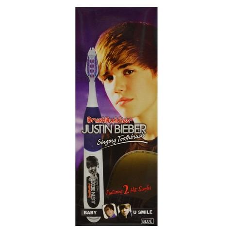 Justin Bieber Singing Toothbrush (Baby & U Smile) - Colors May Vary