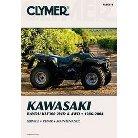 Clymer Kawasaki Bayou KLF300 2WD & 4WD 1 ( CLYMER MANUALS) (Paperback)