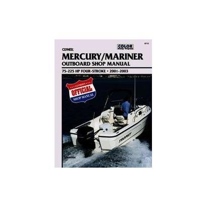 Mercury/Mariner Outboard Shop Manual (Paperback)