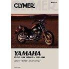 Yamaha XV535-1100 Virago, 1981-2003 ( CLYMER MOTORCYCLE REPAIR) (Paperback)