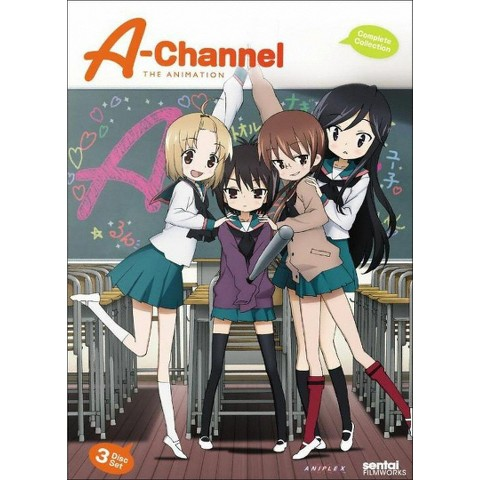 A-Channel: Complete Collection (2 Discs)