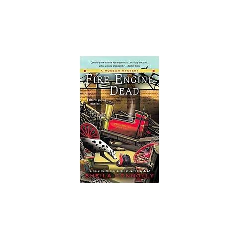 Fire Engine Dead (Original) (Paperback)