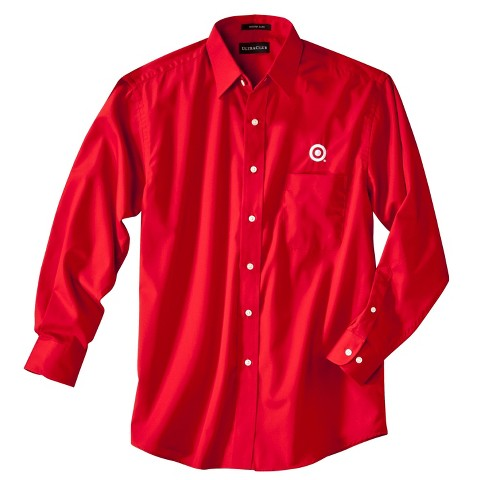 Men's UltraClub Button Down Shirt