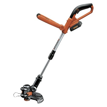 "WORX 10"" 20-Volt Li-ion Grass Trimmer"