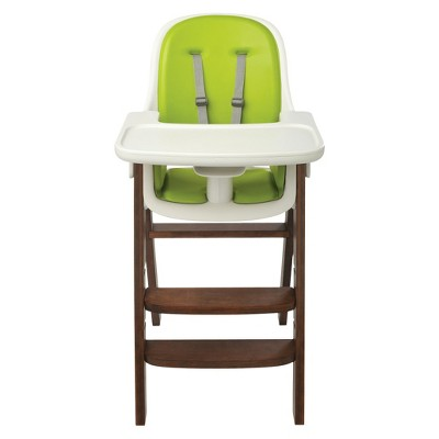 OXO Tot SproutTM High Chair - Green/Walnut
