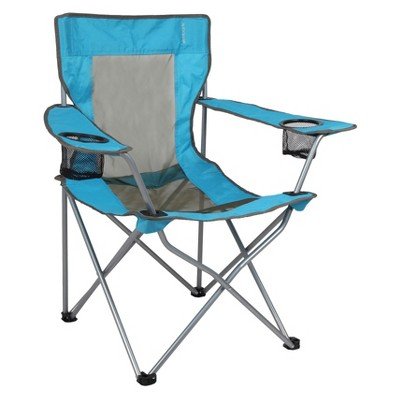 EMBARK Portable Mesh Chair Blue