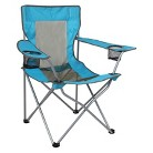 EMBARK Portable Mesh Chair Blue