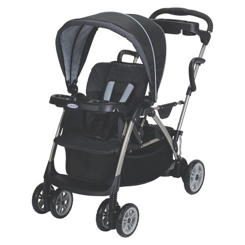 Graco Roomfor2 Classic Connect ™ Stand & Ride Stroller - Metropolis