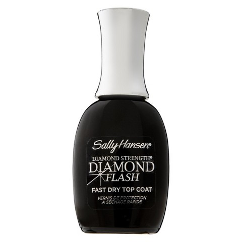 Sally Hansen Diamond Flash Top Coat - Clear