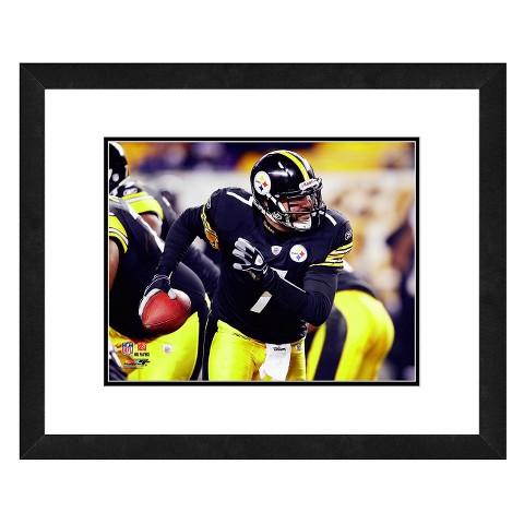 Pittsburgh Steelers Ben Roethlisberger Framed Photo