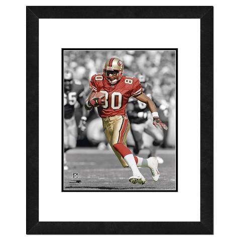 San Francisco 49ers Jerry Rice Framed Photo