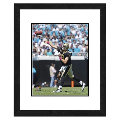 New Orleans Saints Drew Brees Framed Photo