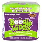 Boogie Wipes Grape Scent  - 90 Count