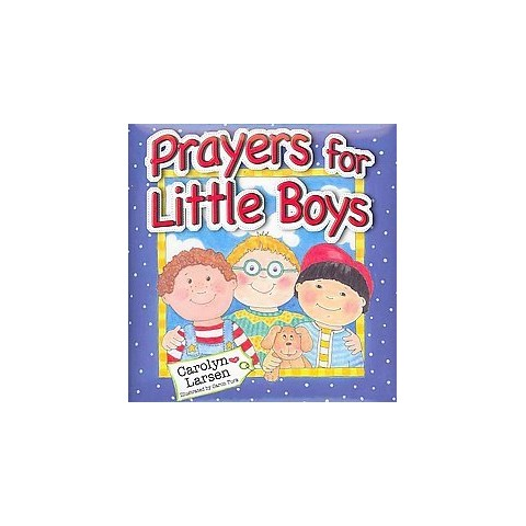 Prayers for Little Boys (Hardcover)