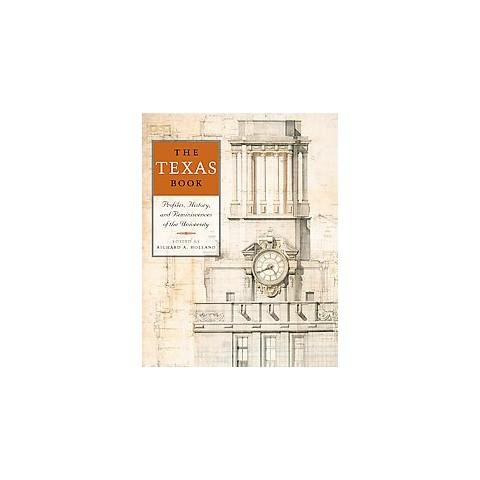 The Texas Book (Hardcover)
