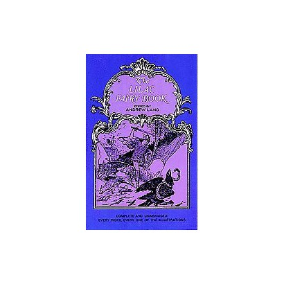 The Lilac Fairy Book (Paperback)