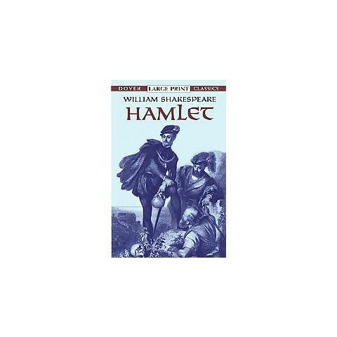 Hamlet (Large Print) (Paperback)