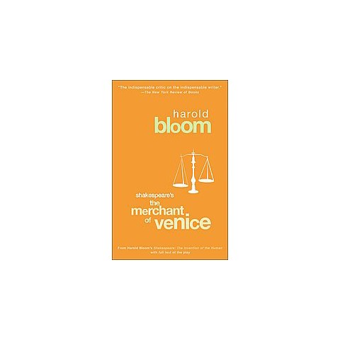 Shakespeare's The Merchant Of Venice (Paperback)