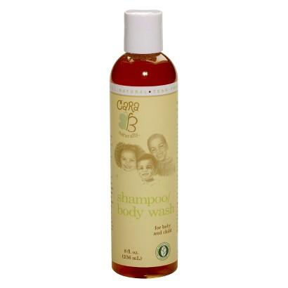CARA B Naturally Shampoo/Body Wash - 8 oz