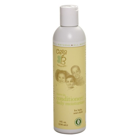 CARA B Naturally Leave-In Conditioner/Daily Moisturizer - 8 oz
