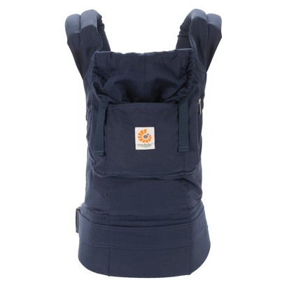 Ergobaby Organic Collection Baby Carrier - Navy