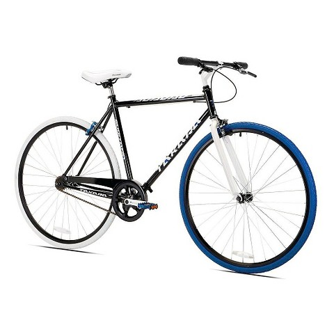 Takara Men's Sugiyama 700c Road Bike - Black/Blue
