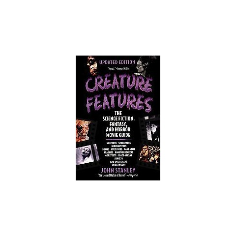 Creature Features (Updated) (Paperback)