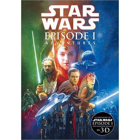 Books Star Wars Episode I Adventures (Paperback)