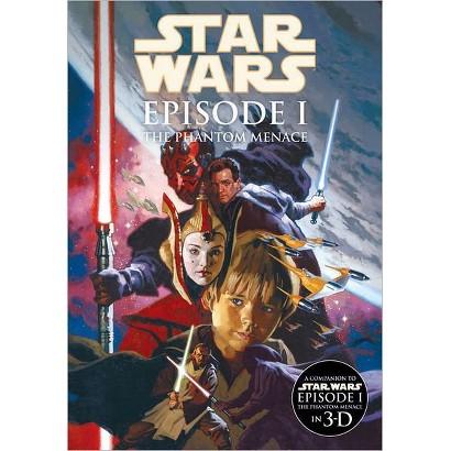 Star Wars Episode I Phantom Menace (Paperback)