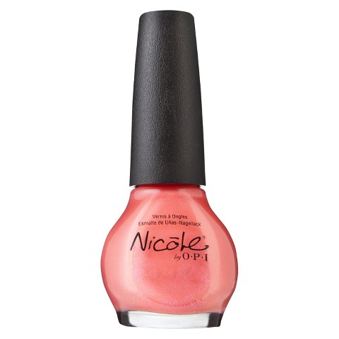 Nicole by OPI Nail Lacquer Exclusive - Great Minds Pink Alike