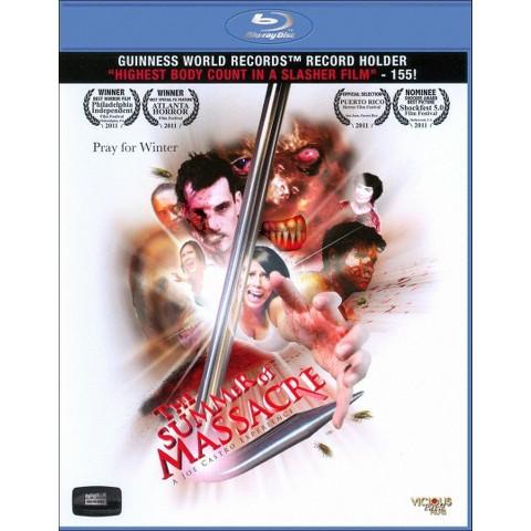 The Summer of Massacre (Blu-ray) (Widescreen)