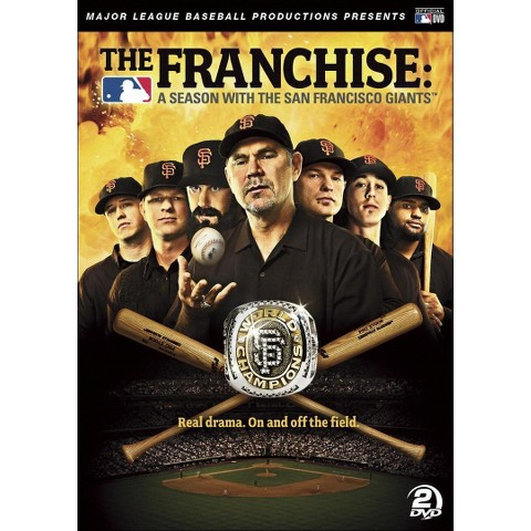 The Franchise: A Season with the San Francisco Giants (2 Discs)