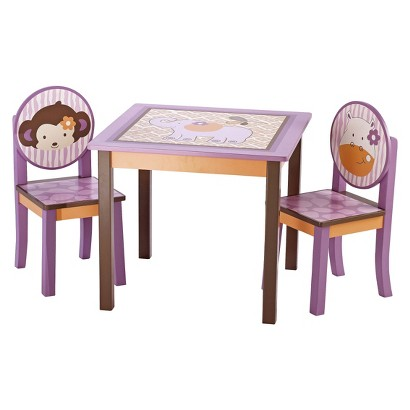 CoCaLo Jacana Baby Table Chairs Set