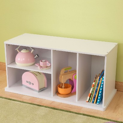 Kidkraft Storage Unit - White