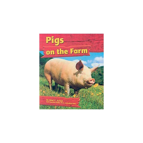 Pigs on the Farm (Paperback)
