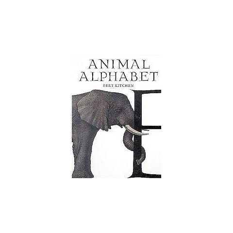 Animal Alphabet (New) (Hardcover)
