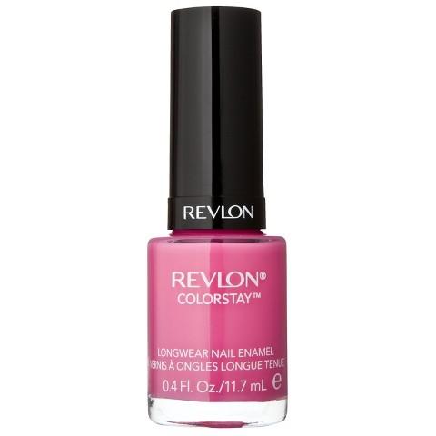 Revlon ColorStay Longwear Nail Enamel - Passionate Pink