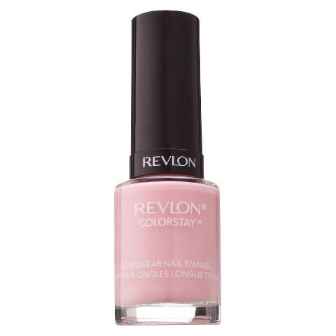 Revlon ColorStay Longwear Nail Enamel - Cafe Pink