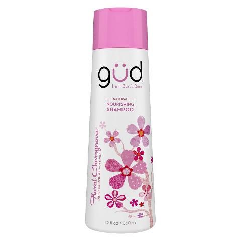 güd Shampoo - Floral Cherrynova - 12 oz
