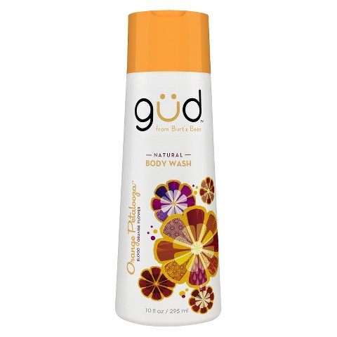 güd Orange Petalooza Body Wash - 10 oz