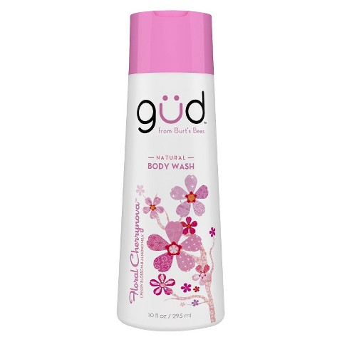 güd Floral Cherrynova Body Wash - 10 oz